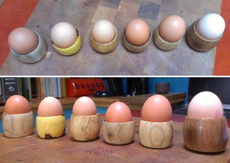 houten eierdopjes