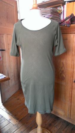 t-shirt-jurk