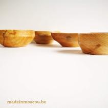 houten kommen