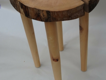 houten kruk