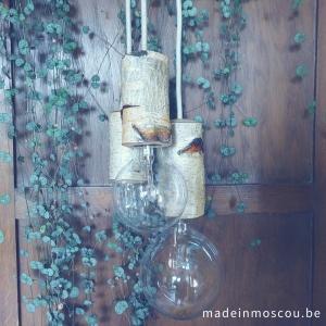 houten lampfittingen handwerk