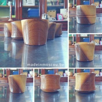 houten potjes